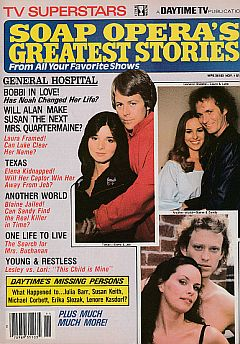 Soap Opera's Greatest Stories November 1981