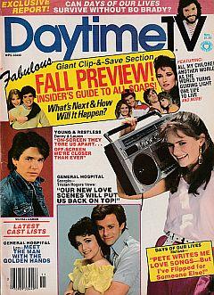 Daytime TV - November 1984