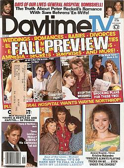 Daytime TV - November 1986