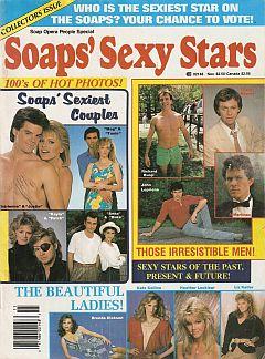 Soaps' Sexy Stars November 1987