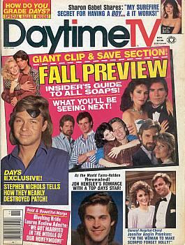 Daytime TV - November 1988