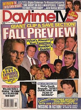 Daytime TV - November 1989