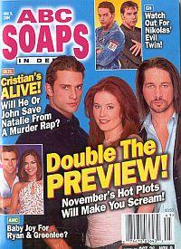 ABC Soaps In Depth November 9, 2004