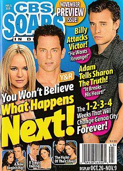 CBS Soaps In Depth November 9, 2009