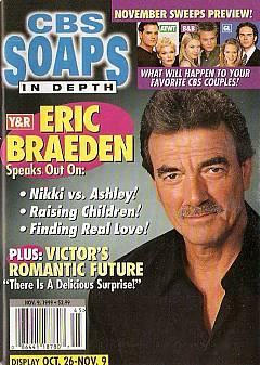 CBS Soaps In Depth November 9, 1999