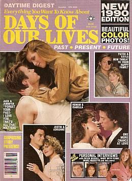 Days Of Our Lives - November 1990