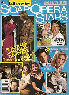 Soap Opera Stars November 1991