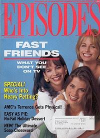 ABC's Episodes magazine November 1992