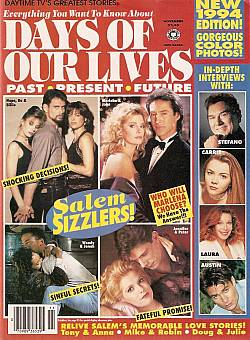 Days Of Our Lives Special - November 1994