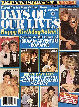 Days Of Our Lives Special- November 1995