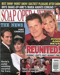 Soap Opera Weekly January 1, 2002