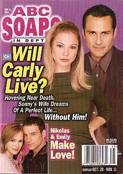 ABC Soaps In Depth November 11, 2003