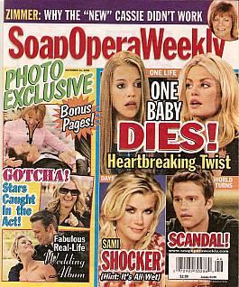 Soap Opera Weekly Nov. 11, 2008