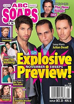 ABC Soaps In Depth November 11, 2013