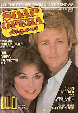 November 11, 1980 issue of Soap Opera Digest