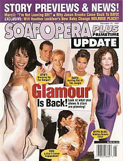 Soap Opera Update November 11, 1997