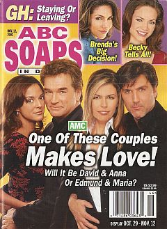 ABC Soaps In Depth November 12, 2002