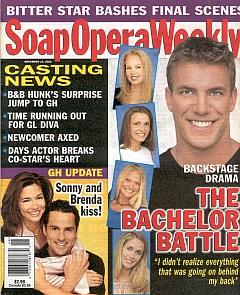 Soap Opera Weekly November 12, 2002