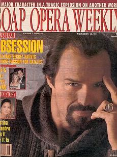 Soap Opera Weekly November 12, 1991