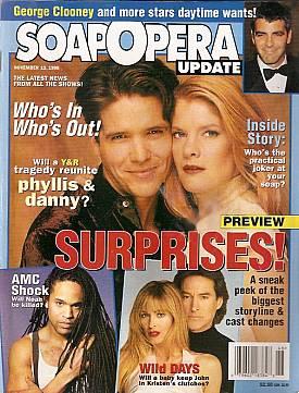 Soap Opera Update November 12, 1996