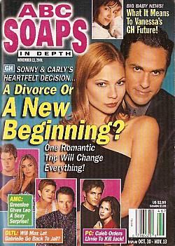 ABC Soaps In Depth November 13, 2001