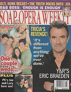 Soap Opera Weekly November 13, 2001