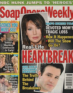 Soap Opera Weekly November 13, 2007