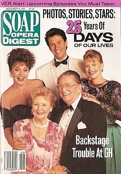 November 13, 1990 Soap Opera Digest