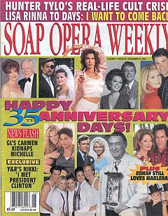 Soap Opera Weekly November 14, 2000