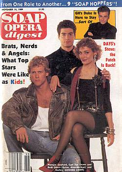 November 14, 1989 Soap Opera Digest