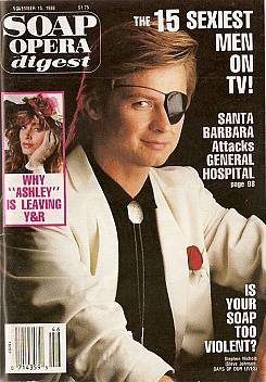 Soap Opera Digest November 15, 1988