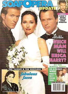 Soap Opera Update November 15, 1994