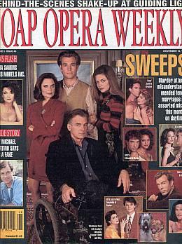 Soap Opera Weekly November 15, 1994
