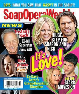 Soap Opera Weekly Nov. 16, 2010