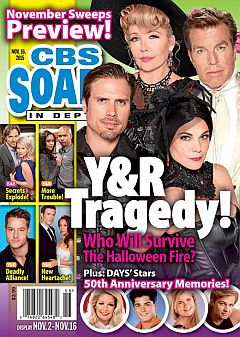 November 16, 2015 issue of CBS 