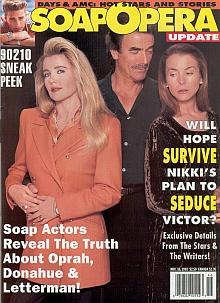 Soap Opera Update Nov. 16, 1993