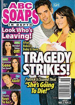 ABC Soaps In Depth November 17, 2008