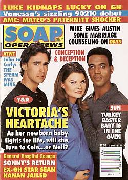 Soap Opera News November 17, 1998
