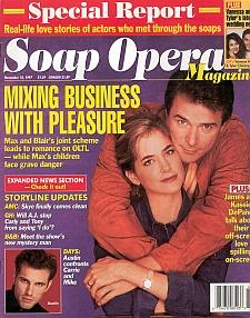 Soap Opera Magazine November 18, 1997