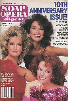 November 19, 1985 Soap Opera Digest