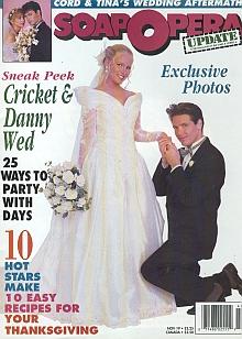 Soap Opera Update November 19, 1990