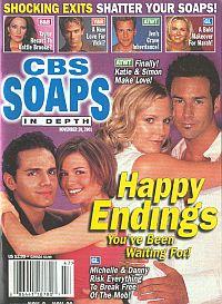 CBS Soaps In Depth November 20, 2001
