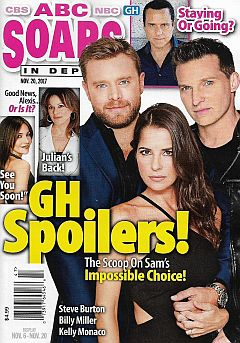 ABC Soaps In Depth Nov. 20, 2017