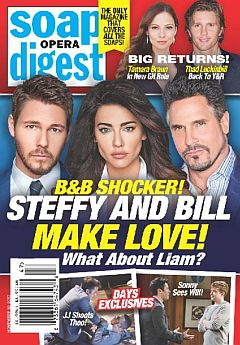 Soap Opera Digest Nov. 20, 2017