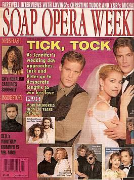 Soap Opera Weekly November 21, 1995