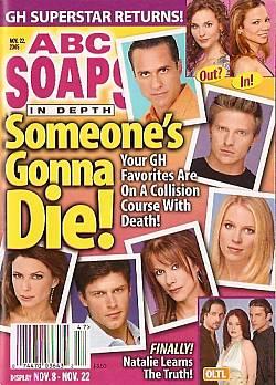 ABC Soaps In Depth November 22, 2005