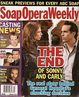 Soap Opera Weekly November 23, 2004