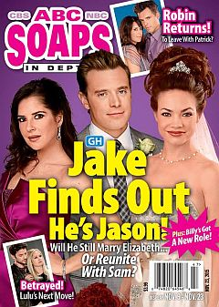 November 23, 2015 issue of ABC Soaps In Depth magazine