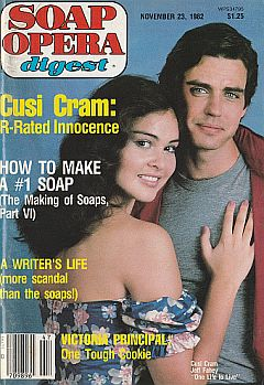 November 23, 1982 issue of Soap Opera Digest