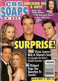 CBS Soaps In Depth November 23, 1999